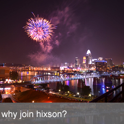 why join hixson?